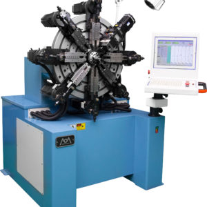 Potter Wire forming machine